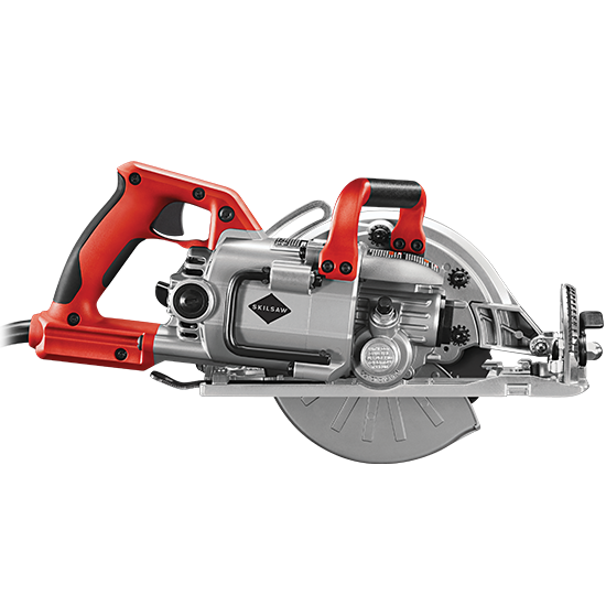7-1/4 IN. Lightweight Worm Drive Skilsaw
