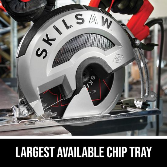 Largest available chip tray