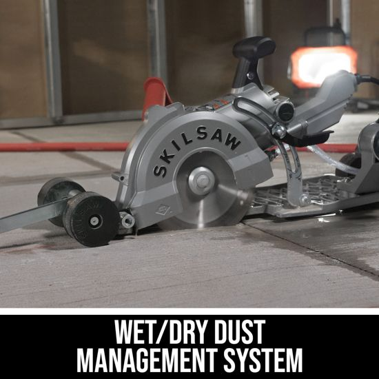 Wet/Dry Dust Management System