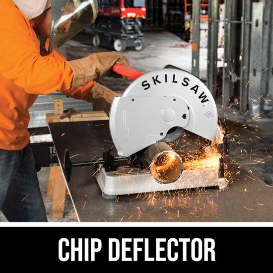Chip Deflector