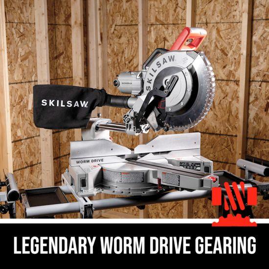 Legendary Worm Drive Gearing