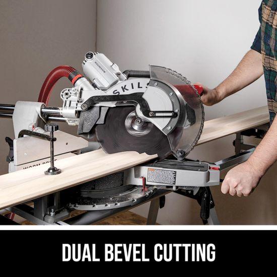 Dual Bevel Cutting