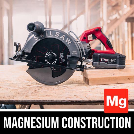 Magnesium Construction