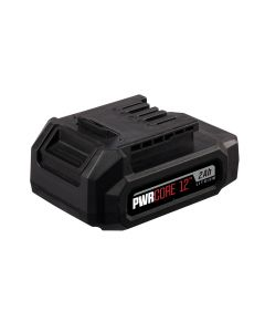 PWR CORE 12™ Lithium 2.0Ah 12V Battery with PWR ASSIST™ Mobile Charging