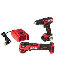 PWRCore 12™ Brushless 12V Drill Driver & Multi-Tool Kit