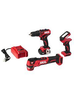 PWRCore 12™ Brushless 12V 3-Tool Combo Kit