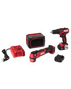 PWRCore 12™ Brushless 12V 3-Tool Combo Kit (2 batteries)