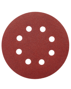 "5"" 8-Hole 120-Grit Orbital Sanding Disc"