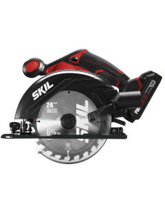 20V 6-1/2'' Circular Saw Kit with PWR Core 20™ 2.0Ah Lithium Battery