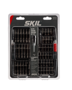 50pc Screw Driving Kit with Bit Grip™