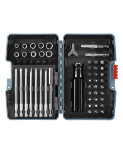 104 piece Screwdriving Bit Kit