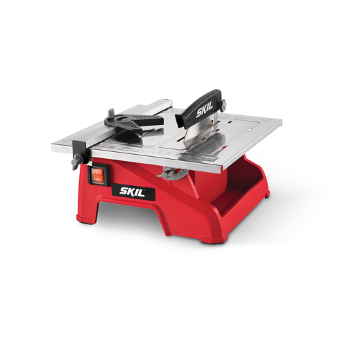 7 IN. Wet Tile Saw