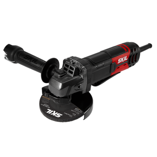 8 Amp 5 IN. Corded Angle Grinder