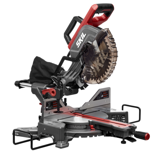 10 IN. Dual Bevel Sliding Miter Saw