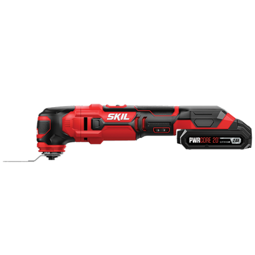 PWR CORE 20™ 20V Oscillating Multi-Tool Kit