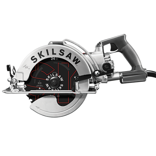 8-1/4 In. Worm Drive Skilsaw