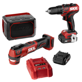 PWR CORE 12™ Brushless 12V 3-Tool Combo Kit (2 batteries)