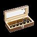 6-Piece Carbide Router Bit Set in Wooden Storage Case