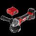 20V 4-1/2'' Angle Grinder Kit