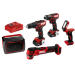 PWR CORE 12™ Brushless 12V  5-Tool Combo Kit (2 batteries)