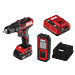 PWR CORE 12™ Brushless 12V 1/2'' Drill Driver & Laser Measurer Kit with PWR JUMP™ Charger