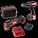 PWR CORE 12™ Brushless 12V 3-Tool Combo Kit (2 batteries)