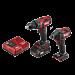 PWR Core 20™ Brushless 20V Drill Driver & Impact Driver Kit