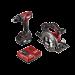 PWR Core 20™ Brushless 20V Drill Driver & Circular Saw Kit