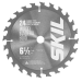 6-1/2 IN. 24-Tooth Circular Saw Blade