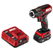 PWR CORE 12™ Brushless 12V 1/4'' Hex Impact Driver with Battery and Charger