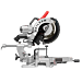 12 In. Worm Drive Dual Bevel Sliding Miter Saw