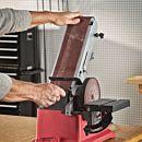 4-inch x 36-inch Belt/Disc Sander
