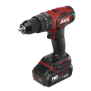 PWR CORE 20™ Brushless 20V 1/2'' Hammer Drill Kit with 2.0Ah Lithium Battery and PWR JUMP™ Charger