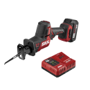 PWRCORE 20™ Brushless 20V Compact Reciprocating Saw with Battery and Auto PWR JUMP™ Charger
