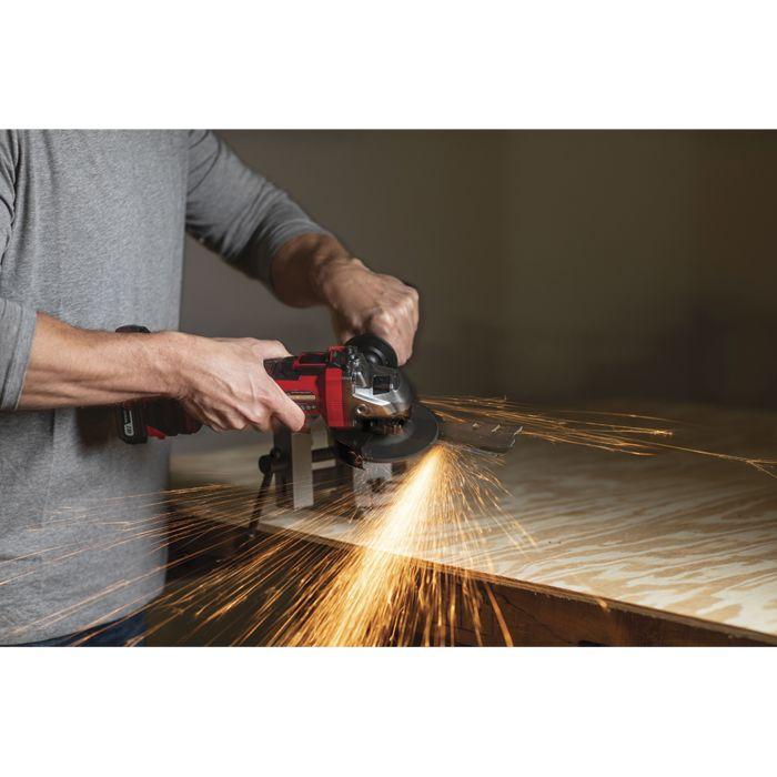 20V 4-1/2'' Angle Grinder, Tool Only