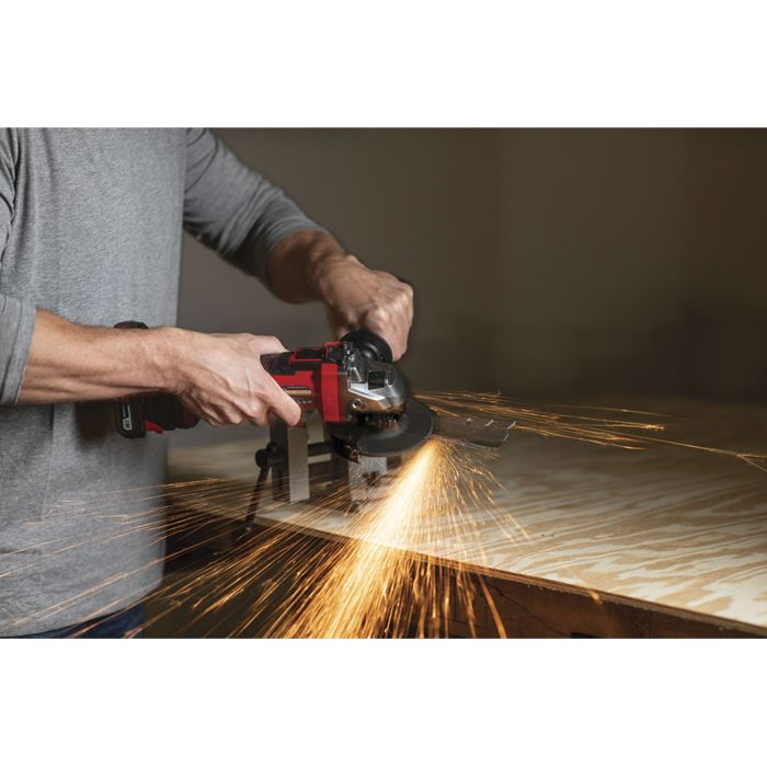 20V 4-1/2'' Angle Grinder Kit with PWR CORE 20™ 2.0Ah Lithium Battery