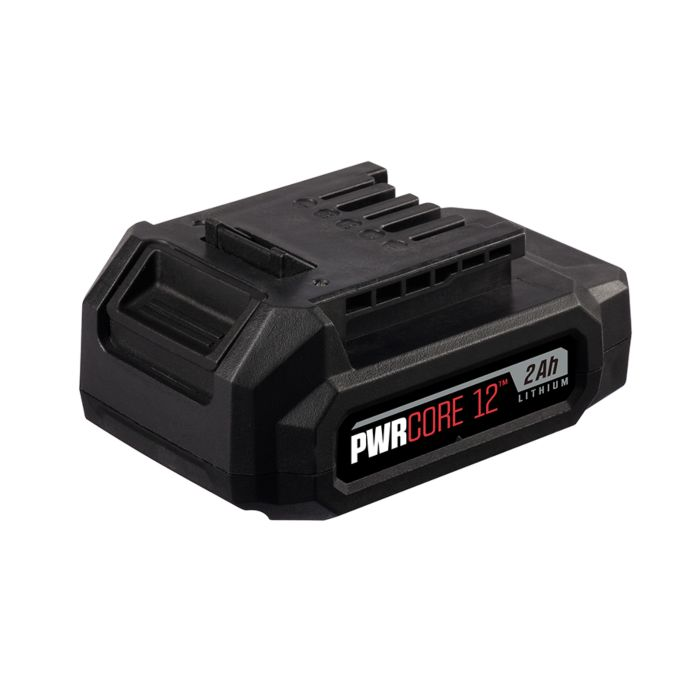PWRCore 12™ Lithium 2.0Ah 12V Battery with PWRAssist™ Mobile Charging