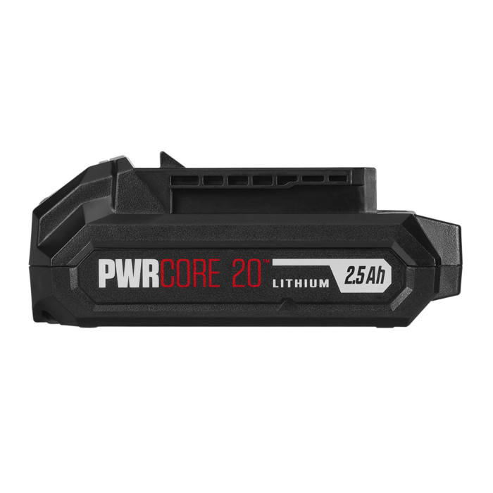 20V 2.5Ah PWR CORE 20™ Lithium Battery