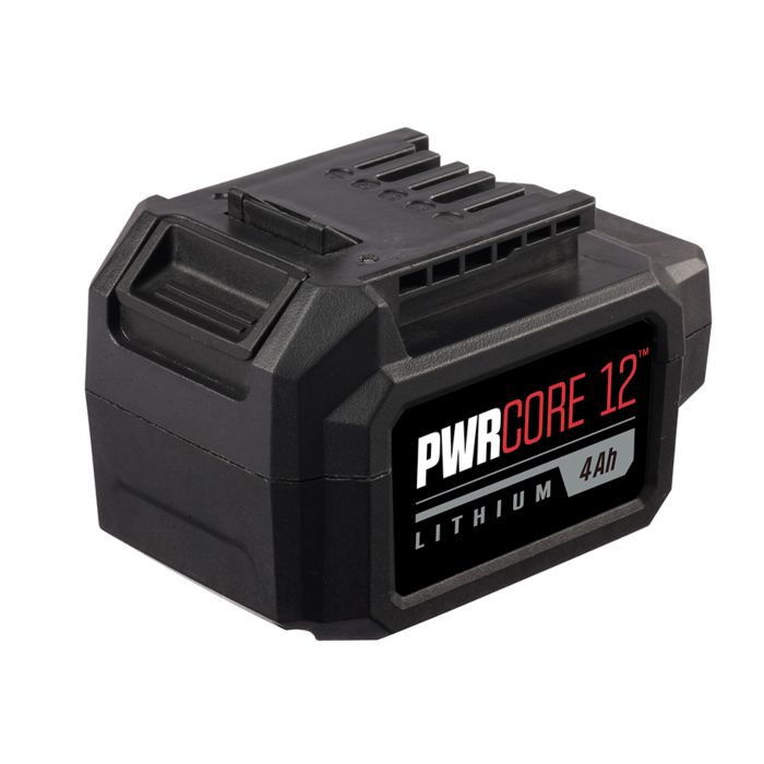 PWRCore 12™ Lithium 4.0Ah 12V Battery with PWRAssist™ Mobile Charging