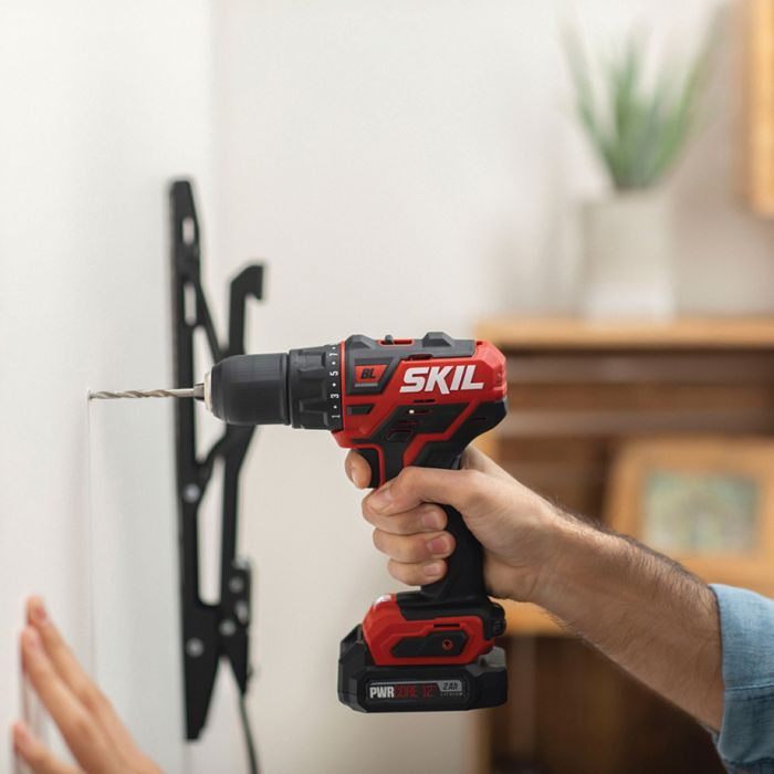 PWR CORE 12™ Brushless 12V 1/2'' Drill Driver Kit with Standard Charger
