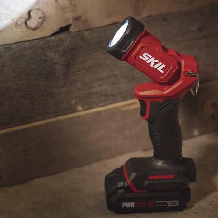 20V Spotlight, Tool Only