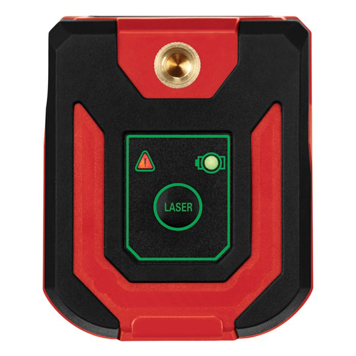 Self-leveling Green Cross Line Laser with Measuring Marks