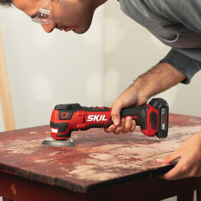 PWRCore 12™ Brushless 12V Oscillating Multi-Tool, Tool Only