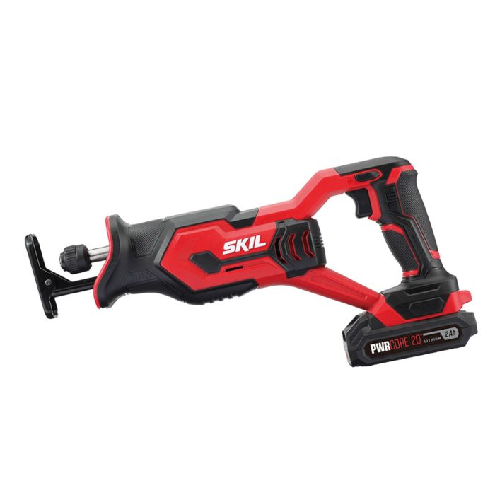 20V 3-Tool Kit: Drill Driver, Reciprocating Saw, PWRAssist™ USB Adapter, Two PWRCore 20™ 2.0Ah Batteries