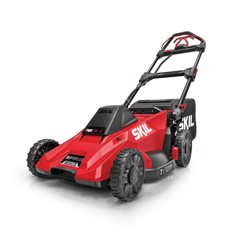 PWR Core 40™ Brushless 40V 20 IN. Self-Propelled Mower Kit