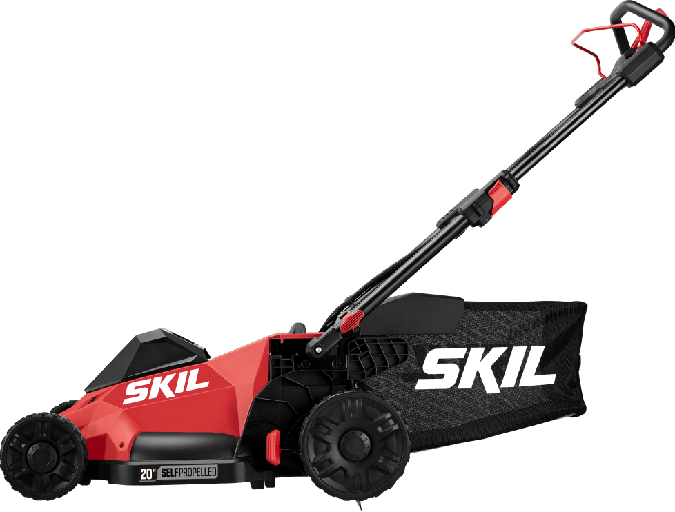 "SKIL PWR CORE 40™ Brushless 20"" Self-Propelled Mower"