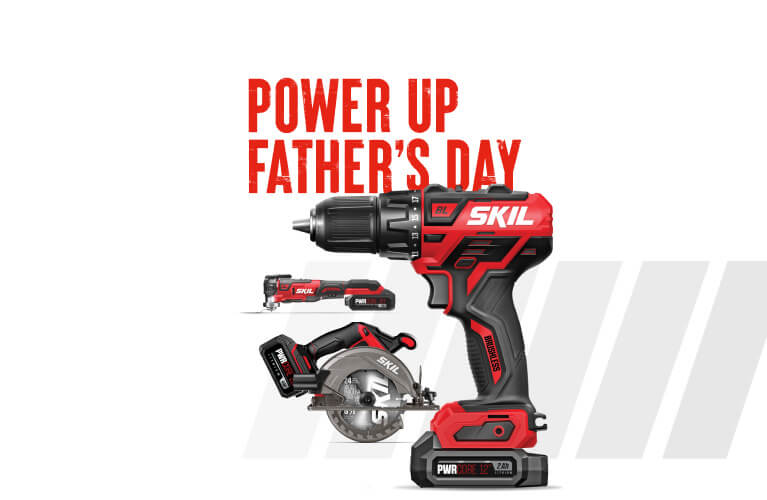 Power Up Father's Day