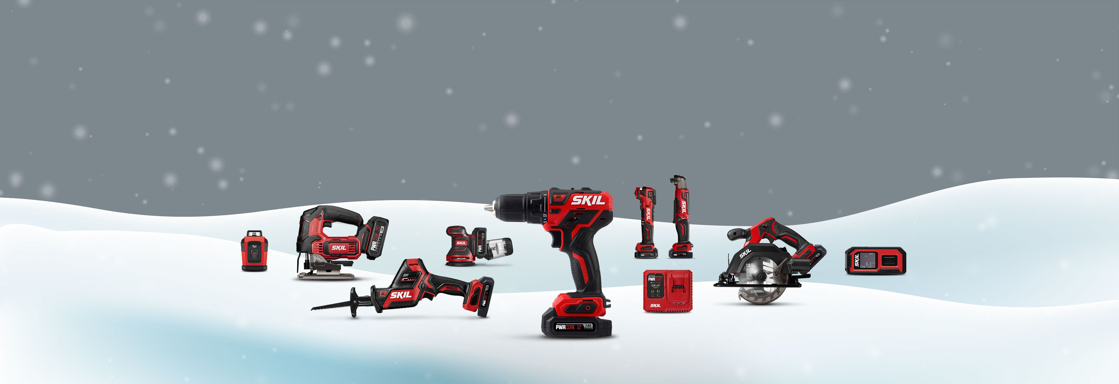 Innovative, power-packed tools for everyone on your list.