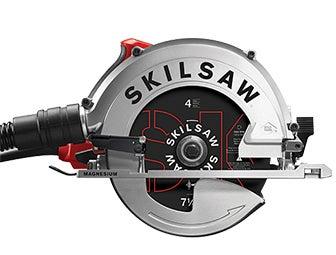 7-1/4 In. SIDEWINDER™ Circular Saw for Fiber Cement