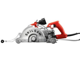 7 In. MEDUSAW™ Worm Drive for Concrete
